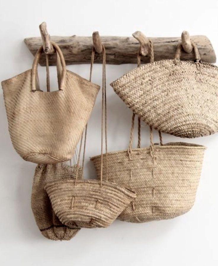 woven handbaskets