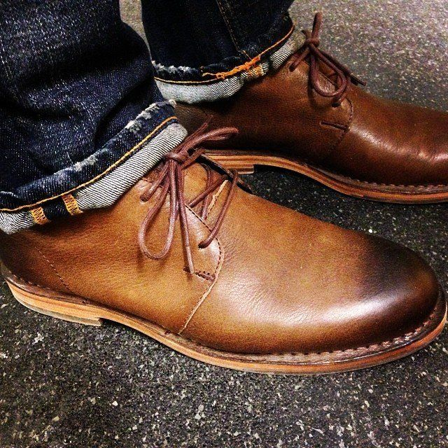 Glenn Chukka by Cole Haan