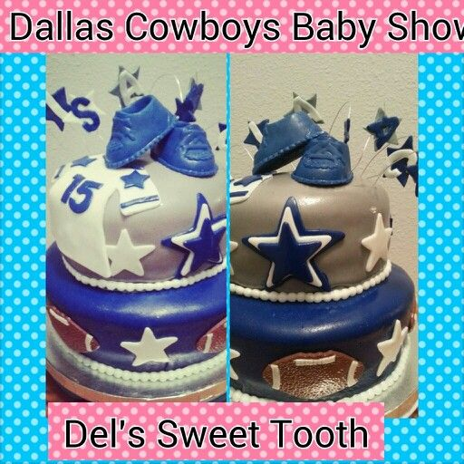 dallas cowboys baby shower cakeshower ideas baby shower cakes baby