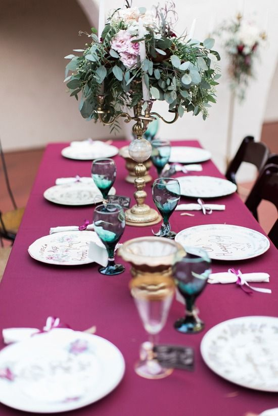 17 Best 1000 images about Table Decor For Weddings Parites on