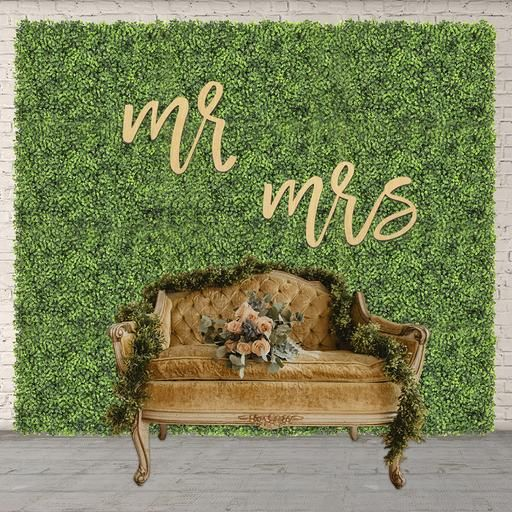 boxwood wall panels in 2020 photo booth backdrop on interior using artificial boxwood panels with flowers id=95995