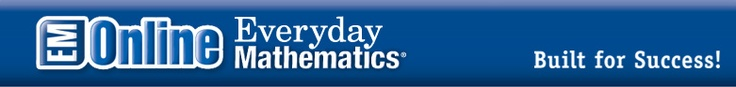 Everyday Math website has interactive SRB, animated tutorials for various algorithms and interactive games for students