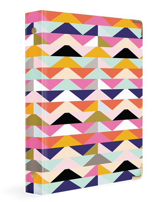 Zoey Mini Binder | zulily