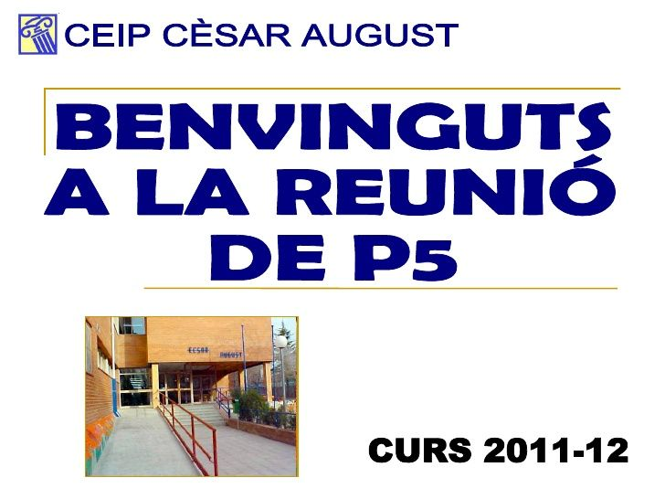 Reunio p5 by sarmorac via slideshare