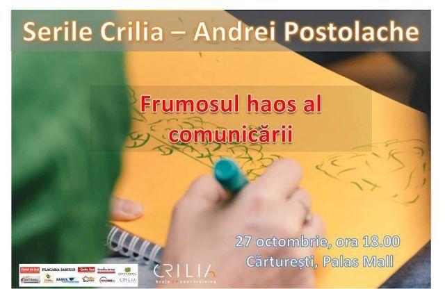 Serile Crilia – Andrei Postolache