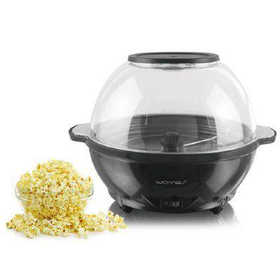 Popcornmaskin Waves Popcornmaskin som ger ett perfekt resultat!