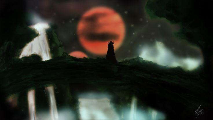 The Traveler - Road of Pain by Dio-s.deviantart.com on @deviantART <3