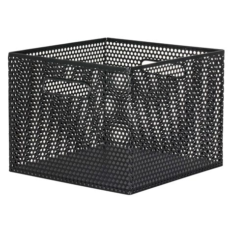 PEG storage box, black | Home Accessories Online | Lagerhaus.com