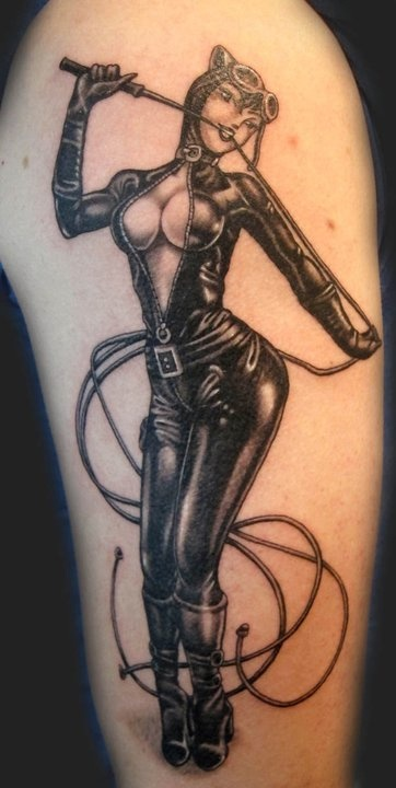 Cat Woman tattoo.Book Tattoo, Cat Woman, Cat Women, Catwoman Tattoo, Pin Up Tattoos, Body Art, Ink Tattoo, Cat Tattoo, Woman Tattoos