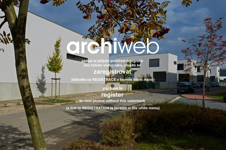 archiweb.cz - Obytný soubor Na Lhotách IV. etapa