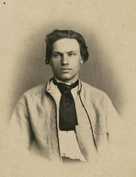 Konstanty Kalinowski, the national hero of Poland and Belarus, source: Wikipedia