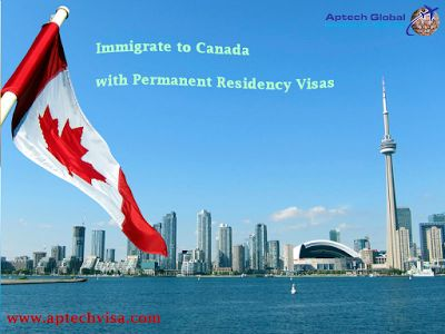 Aptech Global Immigration Services Pvt. Ltd.: Settle Down in Canada with Permanent Residency Vis...