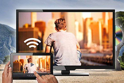 Cello CO1900 19-Inch 720p HD Ready Traveller LED TV with Freeview HD