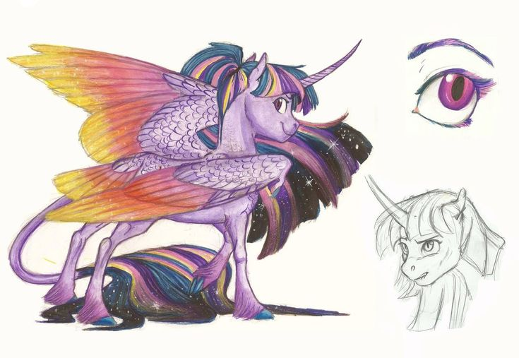Realistic Princess Twilight Sparkle
