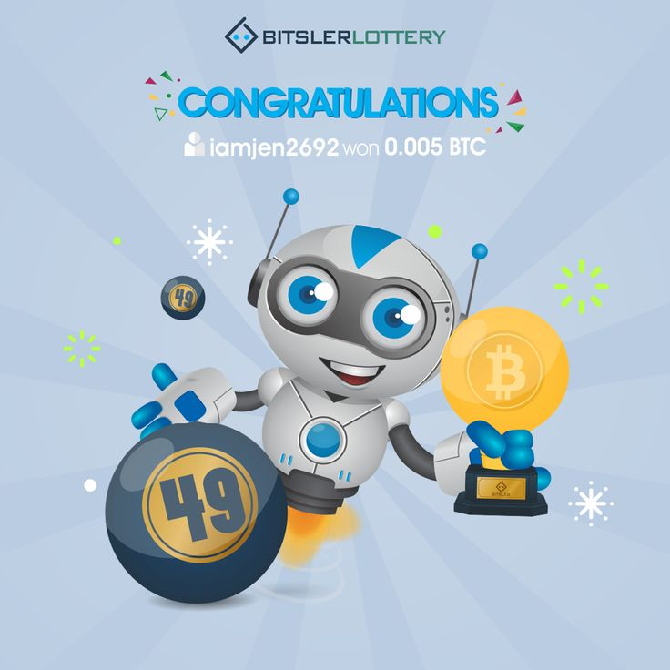 Congratulations to iamjen2692 who won the daily #lottery ! The next one will take place @ btslr.co/FdX4F   #bitcoin #casino -- bitsler.com