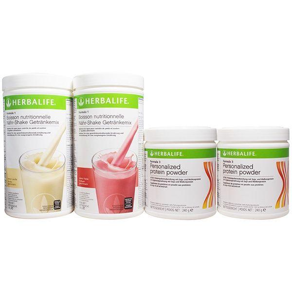 Découvrez votre Programme Prise de poids Eco Herbalife pour atteindre vos objectifs de manière efficace au meilleur prix !