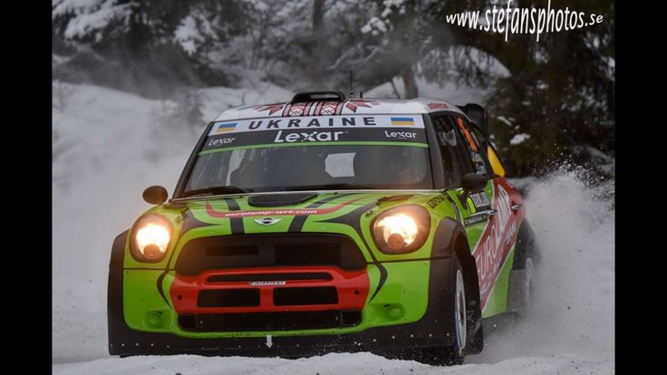 WRC2017  Amazing Speed and photos WRC Rally Sweden @WRC2017