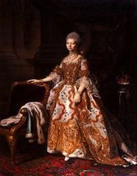 England's first Black Queen, Sophie Charlotte born May 19,1744 Wife of King George III | African American Registry