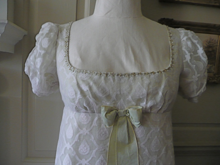 Emma's Dress ( Gwyneth Paltrow) (repinned from @Austenonly): Gwyneth Paltrow, Movie Television Costumes, Dresses, Jane Austen, Costumes Ii, House, Historical Costume, Movie Costumes