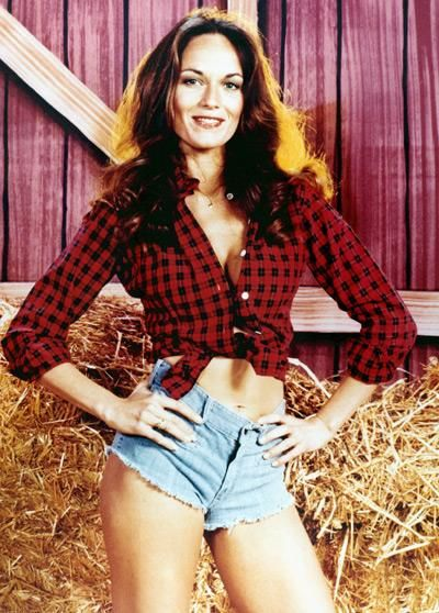 1979: Apologies, Jessica Simpson. No one works Daisy Dukes quite like Catherine Bach.