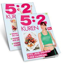 Madplan til 5:2 Kuren - for kvinder | Slankeklubben.dk
