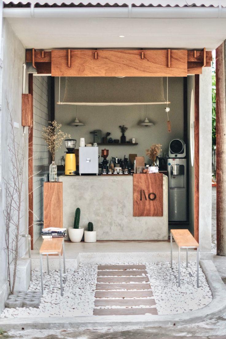 Pin oleh Mannaka Bali di The Coffee Shop Desain interior