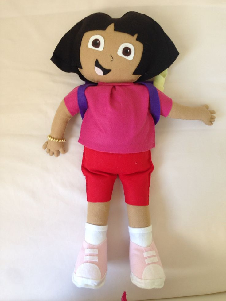 Boneca Dora Aventureira 55cm