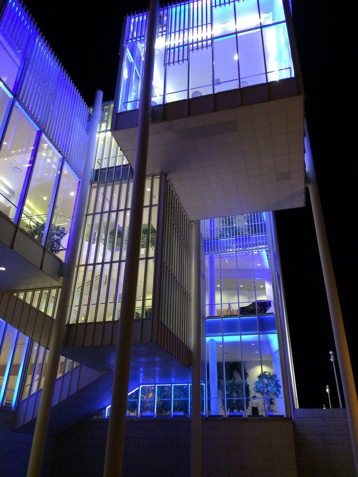 Culture Centre, Espoo, Finland.