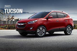 2015 Hyundai Tucson Overview - Crossover - CUV   Hyundai