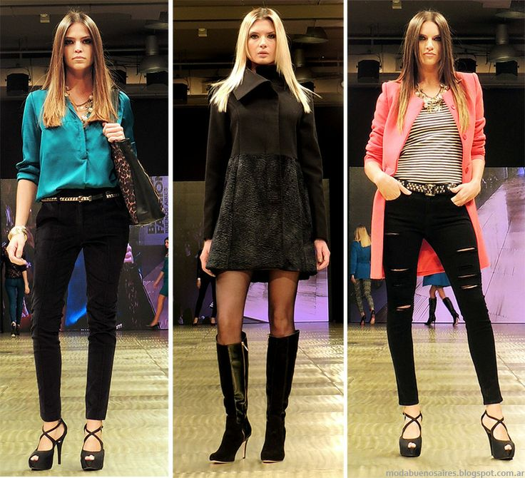 Habitually Chic Beautiful In Buenos Aires: 16 Best Moda Otoño Invierno 2014 Images On Pinterest