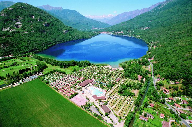 Rondom de meren van Noord-Italië