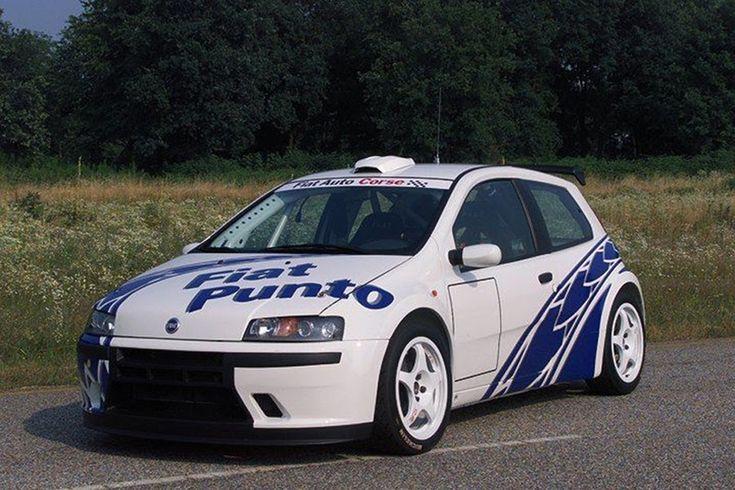 FIAT PUNTO ABARTH S1600 アバルトの歴史を刻んだモデル No.023     ABARTH SCORPION MAGAZINE