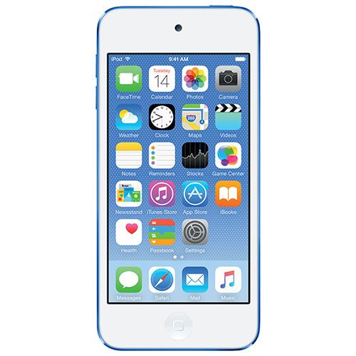 Apple iPod touch 6th Generation 32GB - Blue