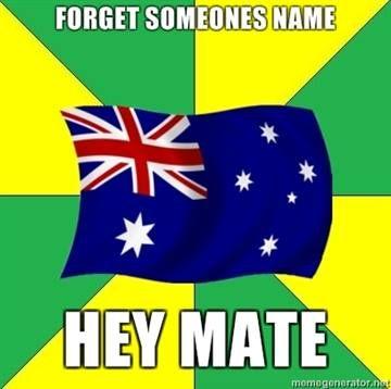 Very Australian