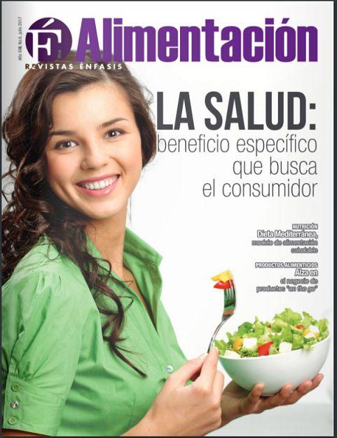Revista Alimentación. Para leer online. – Clinica Nutricional de Antioquia