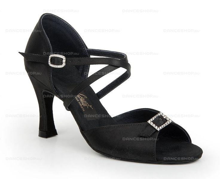 Обувь для танцев Соло плюс, модель L721, Женская латина