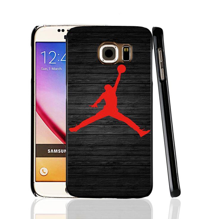 09011 air jordan серый текстура древесины шаблон сотовый телефон защитный чехол для Samsung Galaxy A3 A5 A7 A8 A9 2016