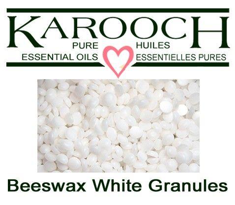 Bees Wax White Granules