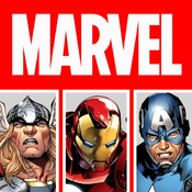 Marvel Comics (a revolutionary new way to experience the Marvel Universe on your iPhone, iPod Touch and iPad, featuring the world's most popular super heroes)