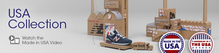 New Balance USA Collection