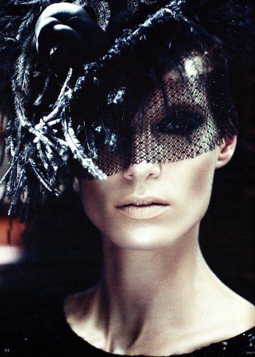Iris Strubegger by Alex Lubomirski for Vogue Germany September 2011