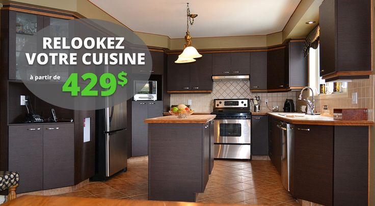 Wrap My Kitchen Wrap Ma Cuisine Dcoration En 2019 Kitchen Wrap Kitchen Vinyl Et Cabinet