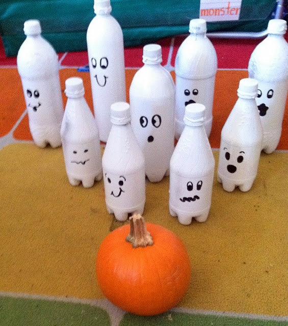 Halloween Bowling Games