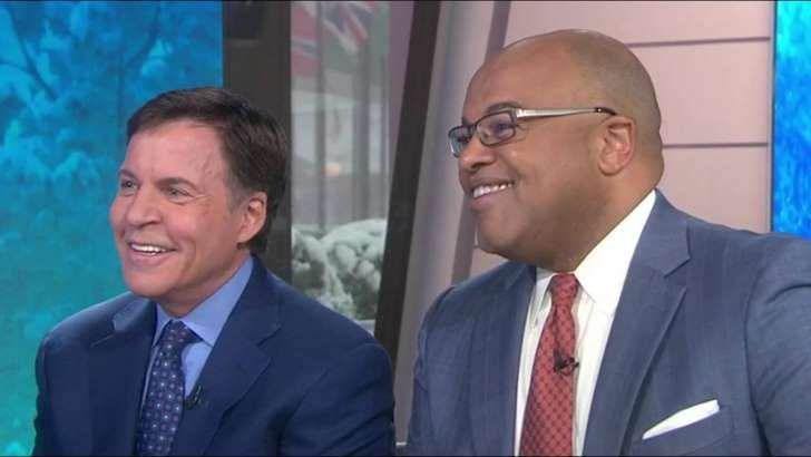 Bob Costas to pass Olympic hosting torch to Mike Tirico