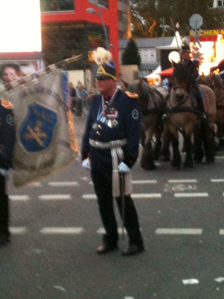 The German and his Schützenfest... Neuss..