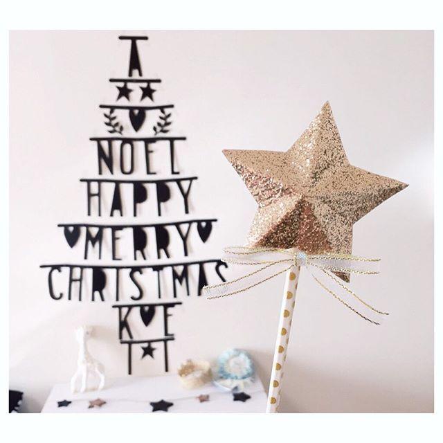 キロク☺︎ 2015.12.11 レターバナーでお部屋をちょっぴりXmas仕様にしてます❤︎ + スタープロップスは赤ちゃんと一緒に写真撮りたくて作りました でも少し小さいからもう少し大きいver.も作ろうかな...❣ + + #Christmas#クリスマス#letterbanner#レターバナー#レターバナーツリー#クリスマスツリー#プロップス#スタープロップス#star#グリッター#handmade#ハンドメイド #妊婦#マタニティ#プレママ#初マタ#マタニティライフ#マタニティコーデ#妊娠後期#妊娠10ヶ月#臨月#正産期#正期産#37w#37w1d#男の子ママ