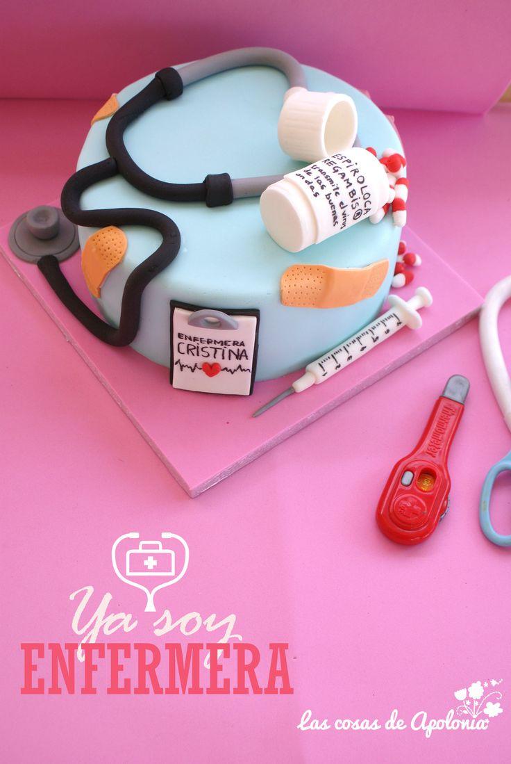 Tarta enfermera / Nurse Cake