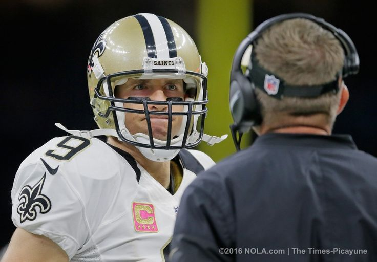 Drew Brees felt like Panthers DT Kawann Short punched him in the mouth | NOLA.com