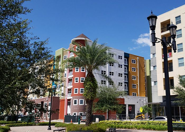 The Tempo Opens Brings More Affordable Apartments To Downtown Tampa Affordable Apartments Downtown Tampa Bay Area