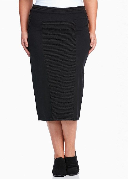 Plus Size Skirts Online in Australia - Maxi, Pencil & More - RILEY SKIRT